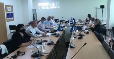 В Києві представники угорців Закарпаття зустрілися із делегацією Ради Європи