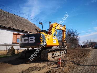 В Закарпатье ремонтируют дорогу международного значения возле Венгрии