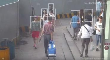 Систему распознавания лиц используют для слежения за гражданами