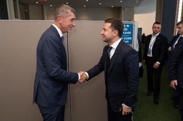 Официальный визит: Премьер-министр Чехии Бабиш прибывает сегодня в Украину
