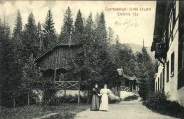 Закарпатье в XIX–XX веке: Редкие исторические фото лучших курортов, позволяющие взглянуть на прошлое
