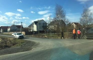 Авария в Закарпатье: Столкновение произошло на трассе под Ужгородом