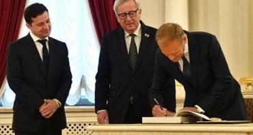 Результат саммита Украина-ЕС: Продление санкций и финансовая помощь