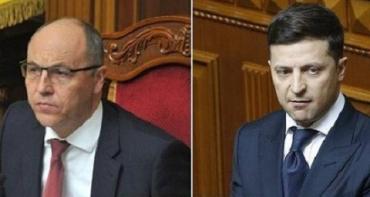 Верховная Рада не соберется на внеочередное заседание: Парубий ответил Зеленскому в Facebook