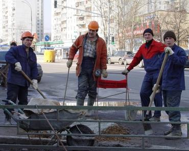 Россия требует от Украины забрать своих заробитчан