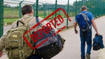 Украинские заробитчане - третьи по численности среди нелегальных мигрантов в Европе