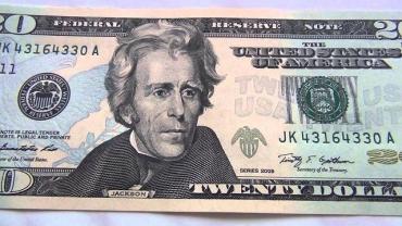 Байден собрался изменить дизайн 20-долларовой купюры