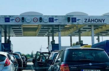 Жители Закарпатья смогут въезжать в Венгрию с 15 июля