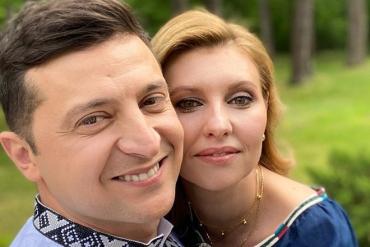 Жена Зеленского является владельцем имущества на территории республики Крым, задолженности по коммунальным платежам нет