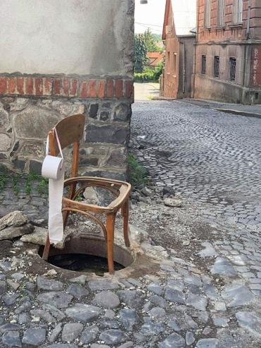 Горсовет-решала: Пользователи делятся ироничными фото Ужгорода