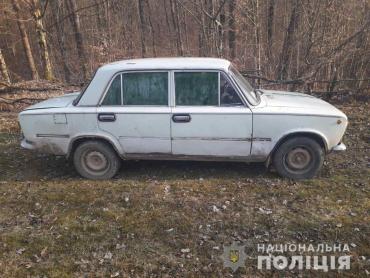 В Закарпатье под носом у человека исчез автомобиль