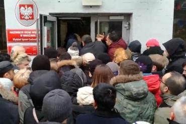 Заробитчанам в Польше устроили массовые проверки и штрафы