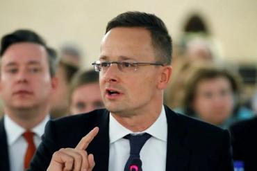 """В МИД Венгрии ждут от президента Зеленского решений по """"языковому"""" и """"образовательному"""" законам"""