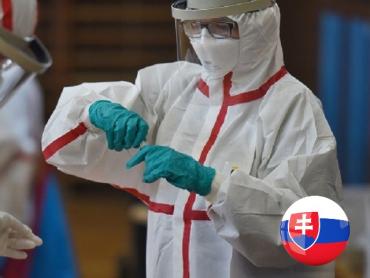 Соседняя с Закарпатьем Словакия зафиксировала новый максимум зараженных ковидом