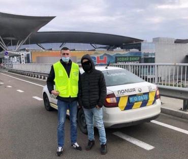 Миграционщики Закарпатья выдворили обнаглевшего дебошира-иностранца