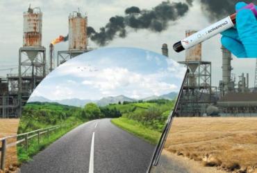 Коронавирус: Уровень загрязнения воздуха углекислым газом в городах снизился почти на 50%