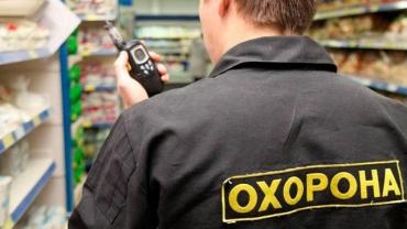 В Киеве неадекват обстрелял охранника магазина из-за маски
