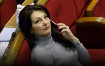 Нардеп от СН Людмила Марченко пообещала оказать военную поддержку Азербайджану