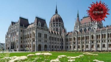 Венгрия зафиксировала самый высокий показатель заражения COVID-19
