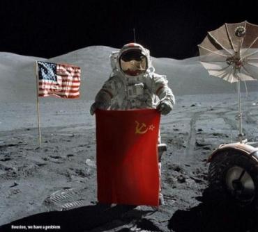 Ученые из Китая выступили с сенсационным заявлением: Американские астронавты не были на Луне