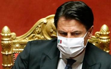 Премьер-министра Италии Конте обвинили в неготовности к эпидемии COVID-19