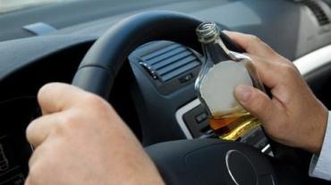 С 1 июля в Украине резко выросли штрафы за вождение в пьяном виде