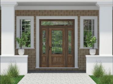 Входная дверь - это защита вашего дома и безопасность проживания