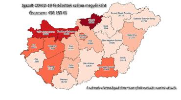 Венгрия установила новый антирекорд по количеству зараженных коронавирусом