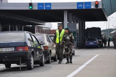 Неудачная попытка: Поляка поймали на границе на взятке