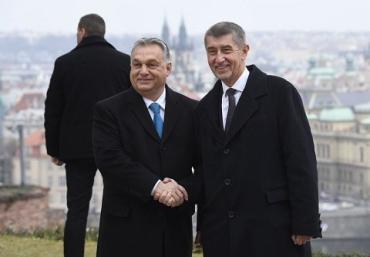 Будут ли сотрудничать Венгрия и Чехия с новым президентом Украины?