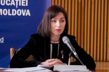 Премьер-министр Молдовы Майя Санду ждет от Зеленского ликвидации коррупционных схем