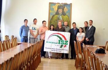 """Після візиту Клімкіна молодіжні організації Закарпаття та Угорщини прийняли Заяву про """"депортацію угорців"""""""