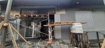 """В Мукачево подожженный супермаркет """"Алма"""" принадлежит депутату, который метит на должность мэра"""