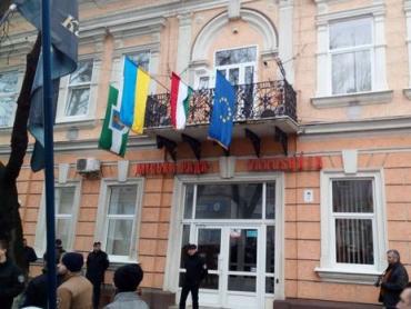 База ВСУ в Берегово. Новый виток украинско-венгерского противостояния