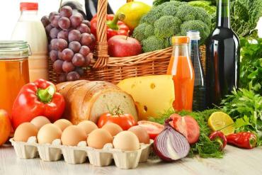 В 2021 году продукты питания заметно дорожают