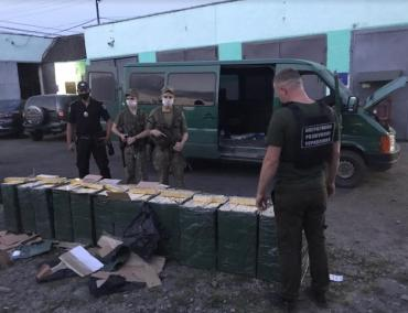 "Контрабандный ""бум"" на границе Закарпатья с Румынией"