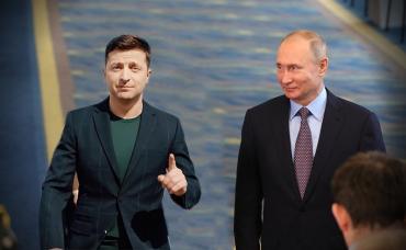 Зеленский и Путин обменялись комментариями