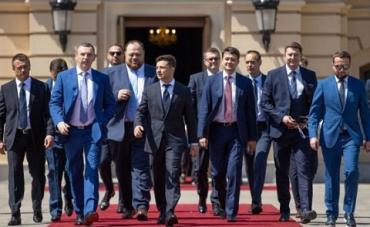 Зеленский разрабатывает проект закона о уголовной ответственности за незаконное обогащение