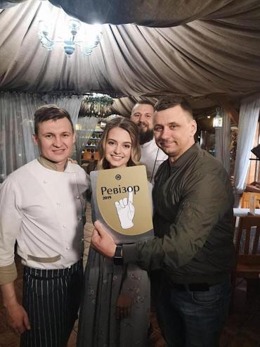 Николай Тищенко рекомендует всем один из ресторанов в Закарпатье