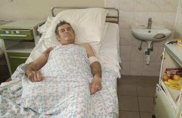 В Закарпатье журналисты узнали все подробности жуткого инцидента нападением собаки
