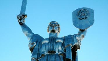 Величественному памятнику Родине-Матери в Киеве скоро исполнится 40 лет!