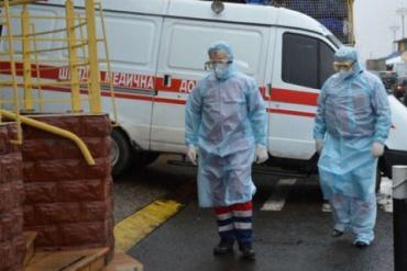 """""""Инфекционка"""" в Мукачево почти забита зараженными на коронавирус"""