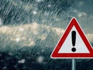 Вниманию жителей: В Закарпатье ожидают новую волну дождей, ждите оползней и потопа