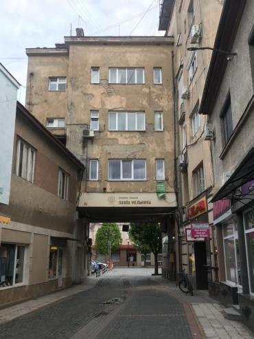 В центре Мукачево жители взывают о помощи - или так, или кто-то пострадает!