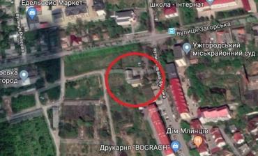 Діюча влада столиці Закарпаття запланувала продати землі комунальних підприємств міста Ужгород