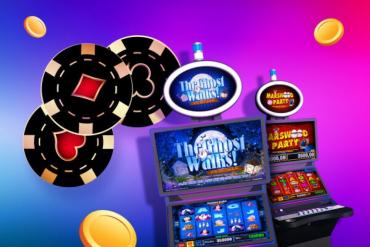 Ігрові автомати Космолот — один з найпопулярніших ігрових майданчиків