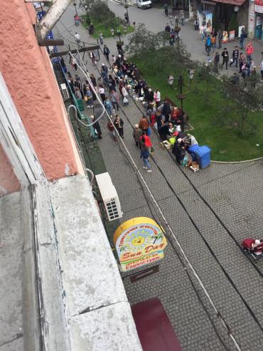 В Закарпатье горит ресторан - соцсети