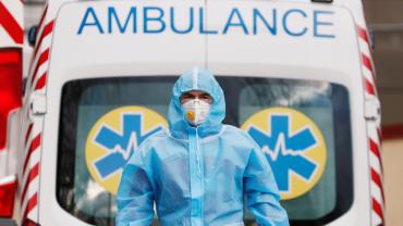 Следующая волна коронавируса в Украине станет разрушительнее всех остальных