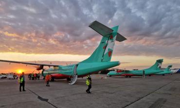 Авиарейсы Ужгород-Киев запланированы три раза в неделю
