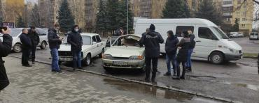 В Ужгороде произошел взрыв внутри припаркованного автомобиля